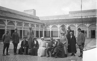 Lost Wharton Photos Discovered in La Courneuve